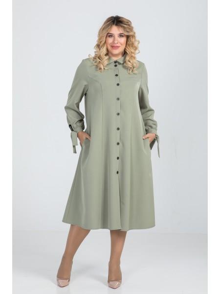 Платье 954 (светло зеленый)