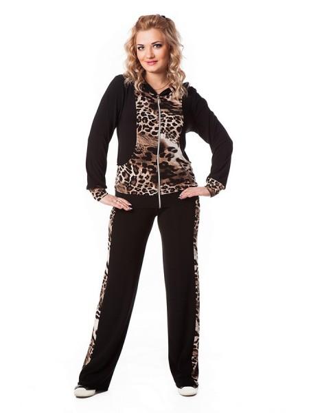 Спортивный костюм Лавира (леопард)