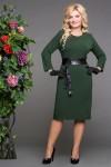 Платье Париж (зеленый)