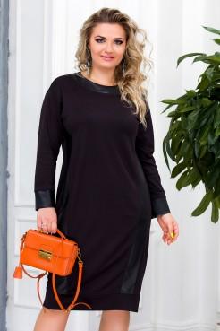 Платье Алина (черный)