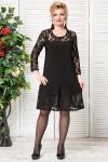 Платье Алиса (черный)