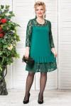 Платье Алиса (зеленый)