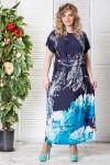 Платье Аманда (бирюза)