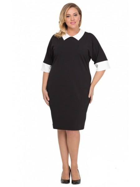 Платье Аврора (черный)