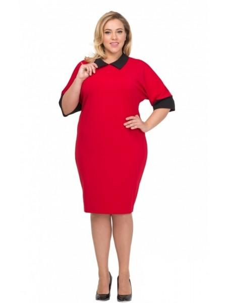 Платье Аврора (красный)