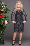 Платье Богиня (черный)