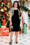 Платье Болеро (черный)