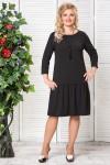 Платье Есения (черный)