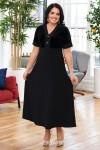 Платье Корона (черный)