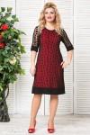Платье Лайма (красный)