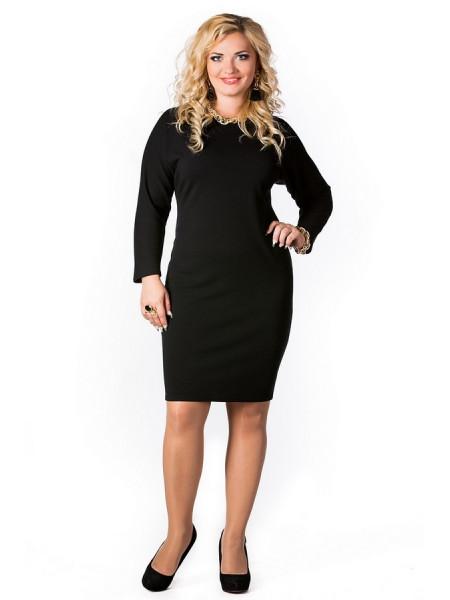 Платье Лиза (черный)