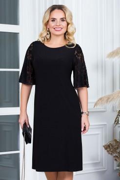 Платье Милена (черный)