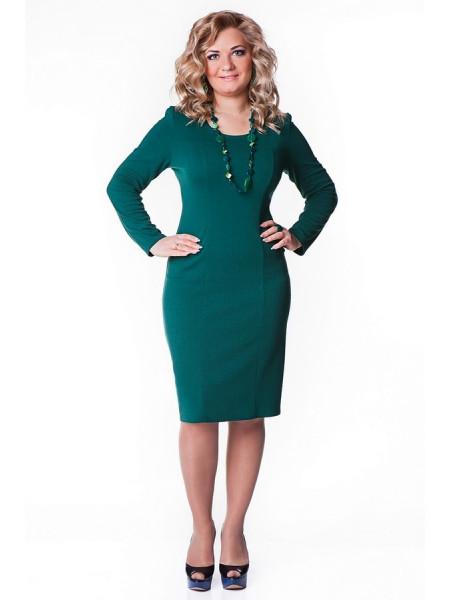 Платье Наоми (зеленый)