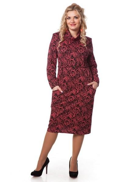 Платье Памела (розовый)