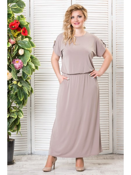 Платье Прованс (бежевый)
