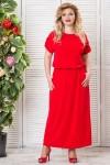 Платье Прованс (красный)