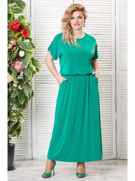 Платье Прованс (зеленый)