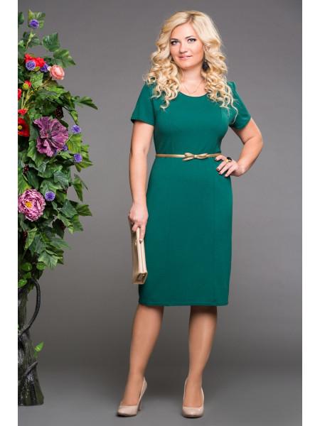 Платье Венера (зеленый)