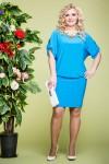 Платье Виктория (голубой)
