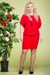 Платье Виктория (красный)