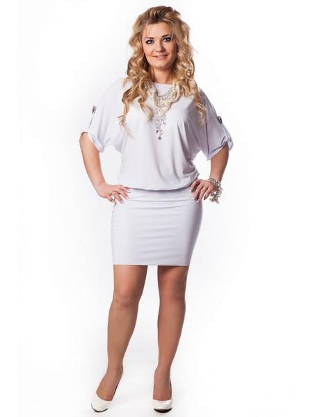 Платье Виктория (белый)