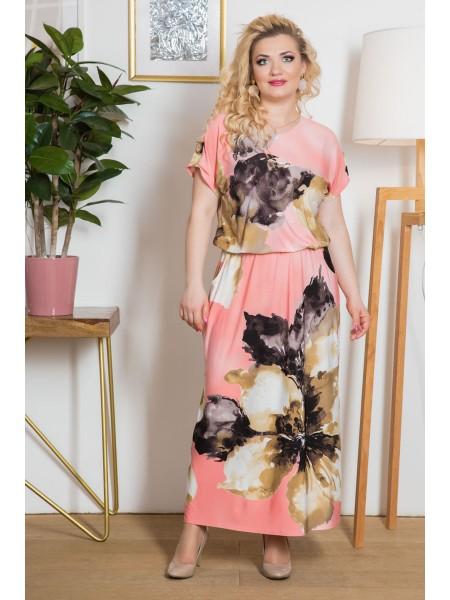 Платье Вивиан (коралл)