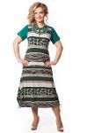 Платье Симона (зеленый)