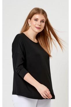 Блузка 41101 (черный)