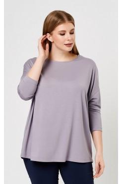 Блузка 41101 (серый)