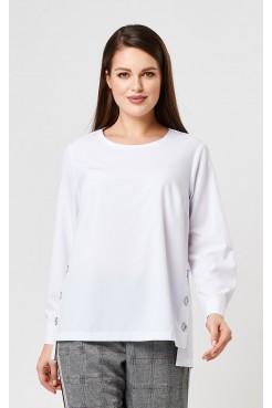 Блузка 4180 (белый)