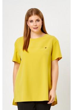 Блузка 4196 (желтый)