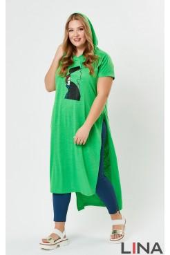 Туника 4269 (зеленый)