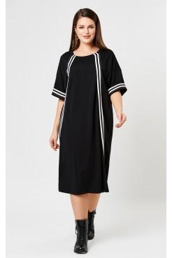 Платье 52145 (черный)