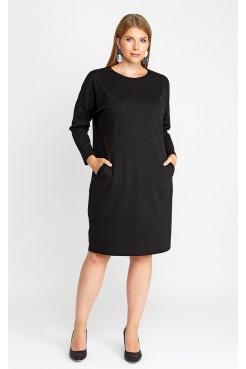 Платье 5244 (черный)