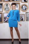 Платье Стелла (голубой)