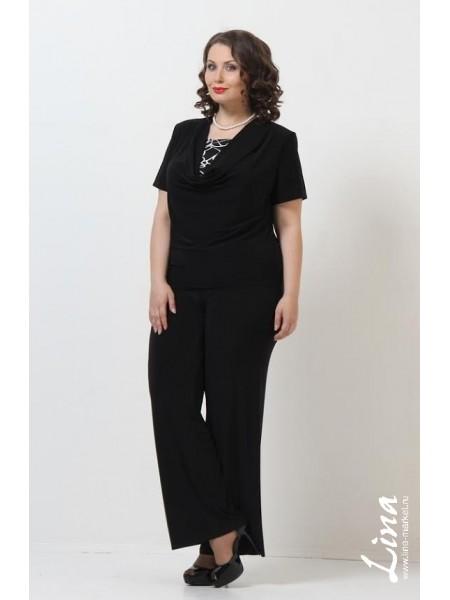 Блузка Качели 2 (черный шнур)
