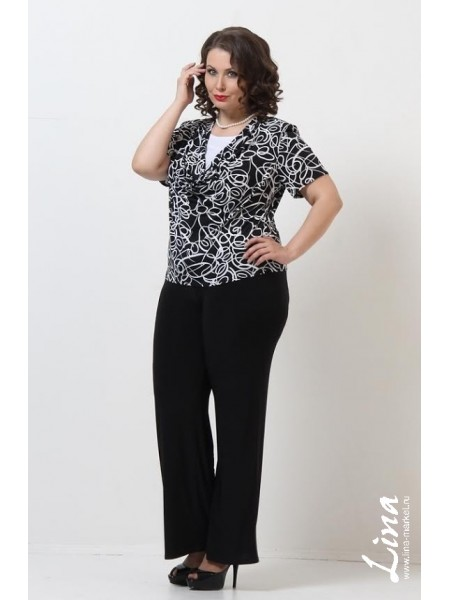 Блузка Качели 2 (шнур белый)