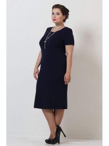 Платье Лолита (синий темный)