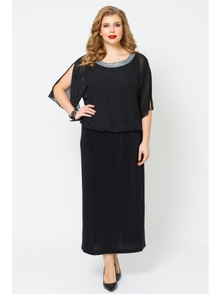 Платье Ирена-2 (черный)