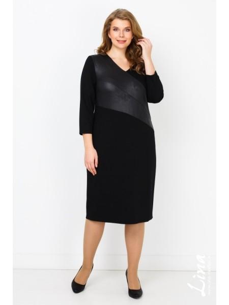 Платье Клэр (черный)