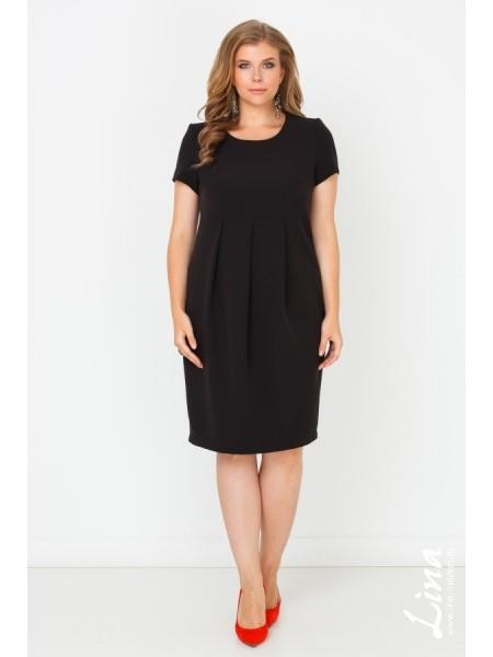 Платье Лидия (черный)