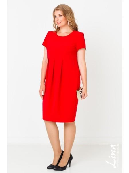 Платье Лидия (красный)