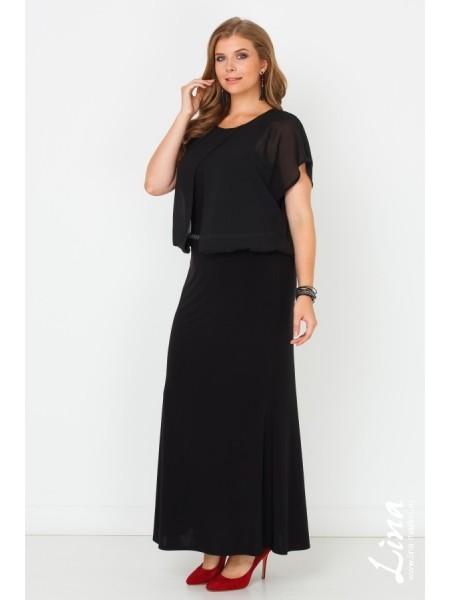 Платье Миранда (черный)