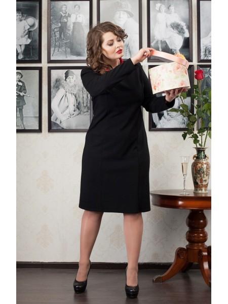 Платье Шанель (черное)