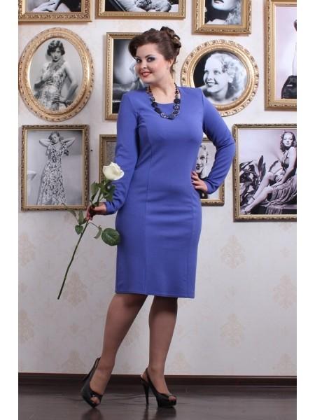 Платье Шанель (голубое)