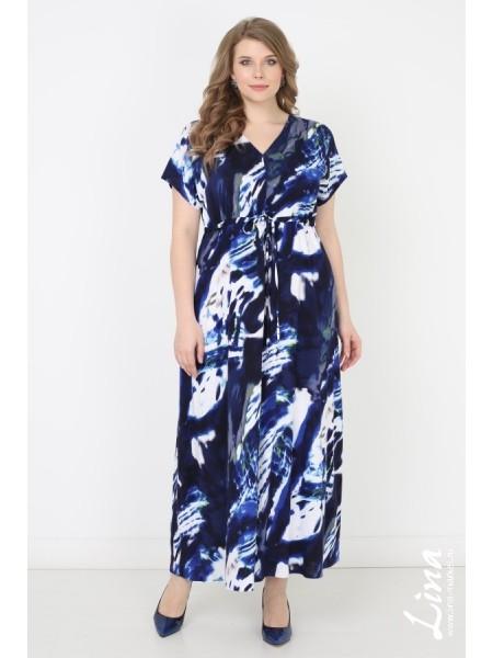 Платье Сюзанна (абстракция)