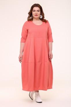 Платье Неаполь (коралл)