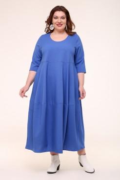 Платье Неаполь (василек)