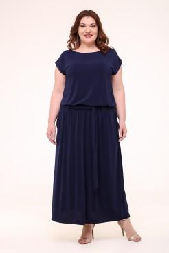 Платье Тиффани 2 (синий)