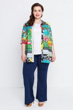 Рубашка 2925 (радуга)